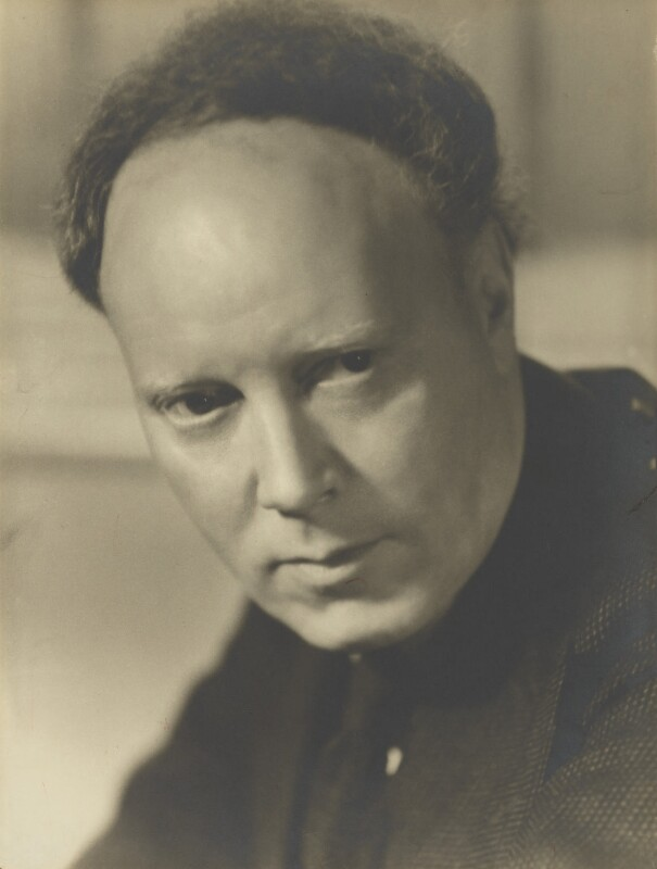 Clive Bell, by Ramsey & Muspratt, 1932 - NPG P363(1) - © Peter Lofts Photography / National Portrait Gallery, London