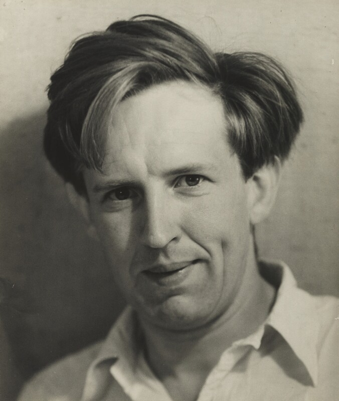 John Desmond Bernal, by Ramsey & Muspratt, 1932 - NPG P363(3) - © Peter Lofts Photography / National Portrait Gallery, London