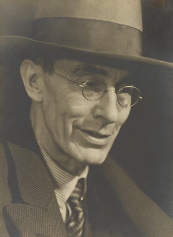 Roger Fry, by Ramsey & Muspratt, 1932 - NPG P363(9) - © Peter Lofts Photography / National Portrait Gallery, London