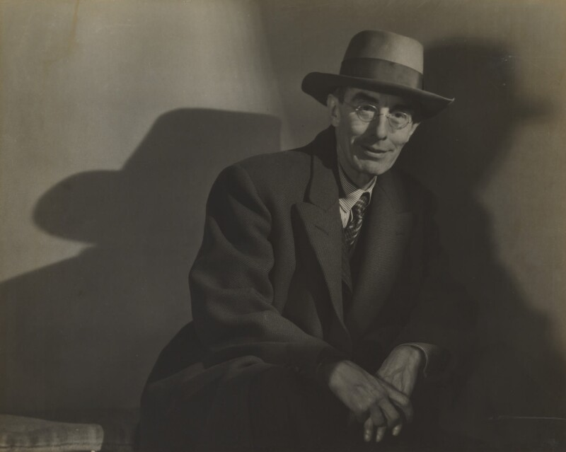Roger Fry, by Ramsey & Muspratt, 1932 - NPG P363(10) - © Peter Lofts Photography / National Portrait Gallery, London