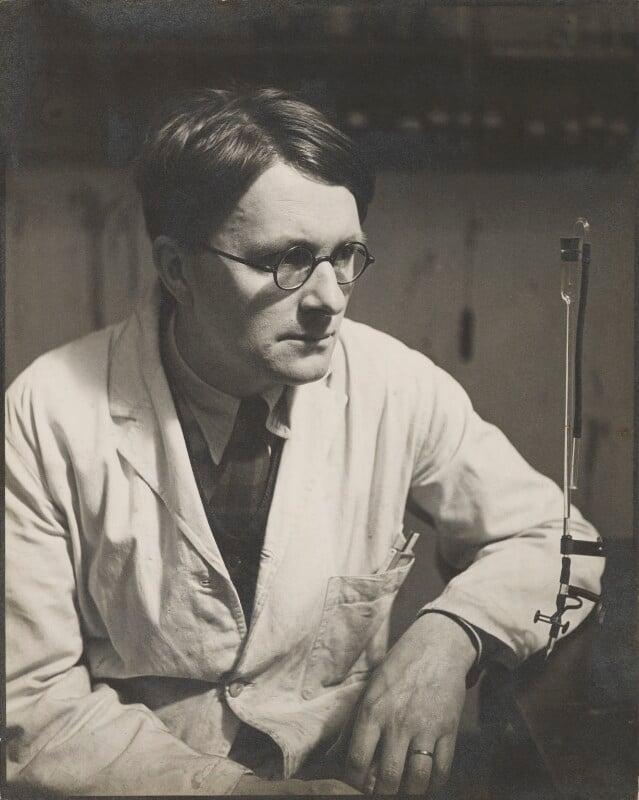 Joseph Needham, by Ramsey & Muspratt, 1937 - NPG P363(17) - © Peter Lofts Photography / National Portrait Gallery, London