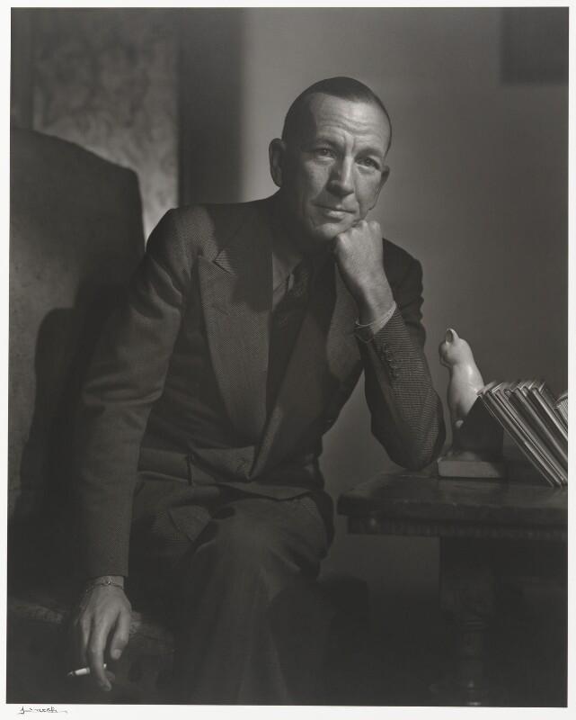 Noël Coward, by Yousuf Karsh, 1943 - NPG P490(20) - © Karsh / Camera Press