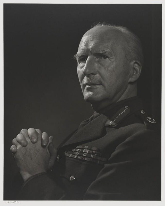 Sir John Greer Dill, by Yousuf Karsh, 1944 - NPG P490(24) - © Karsh / Camera Press