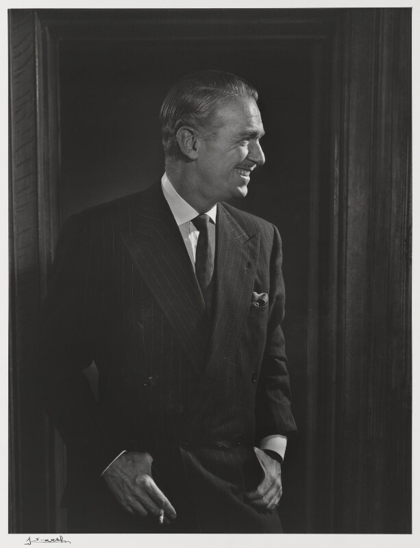 Douglas Fairbanks Jr, by Yousuf Karsh, 1954 - NPG P490(29) - © Karsh / Camera Press