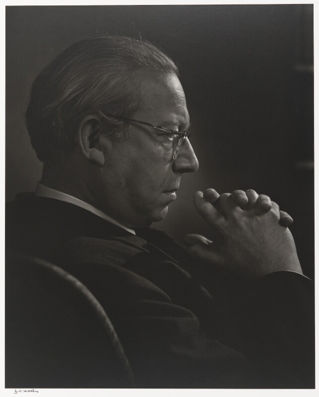 Alexander Korda, by Yousuf Karsh, 1949 - NPG P490(44) - © Karsh / Camera Press