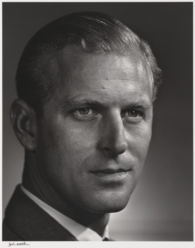 Prince Philip, Duke of Edinburgh, by Yousuf Karsh, 1951 - NPG P490(61) - © Karsh / Camera Press