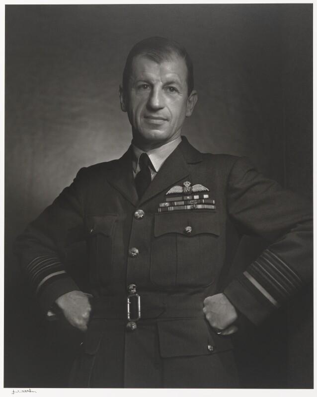 Charles Frederick Algernon Portal, 1st Viscount Portal of Hungerford, by Yousuf Karsh, 1943 - NPG P490(62) - © Karsh / Camera Press