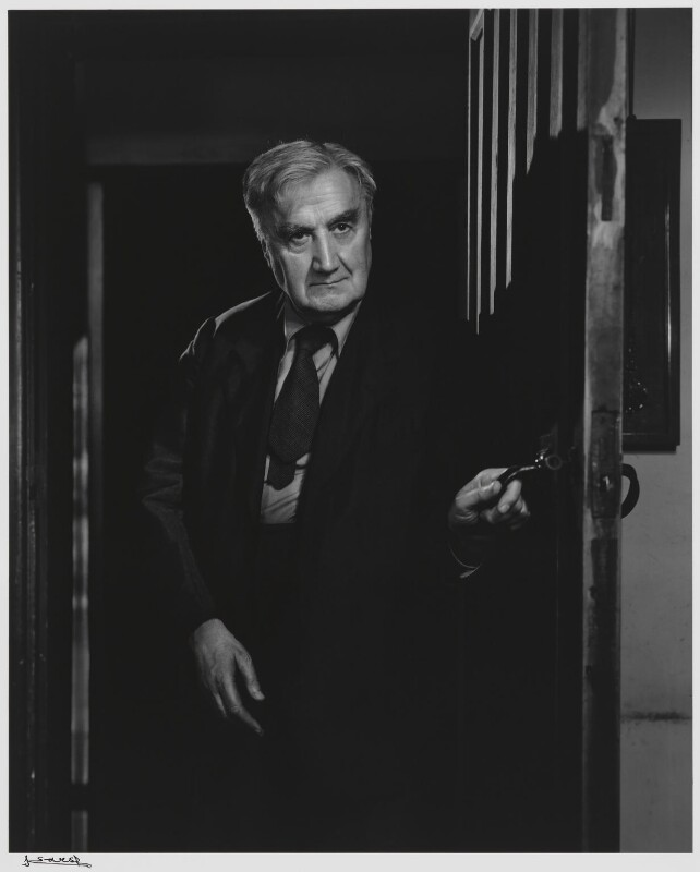 Ralph Vaughan Williams, by Yousuf Karsh, 1949 - NPG P490(82) - © Karsh / Camera Press