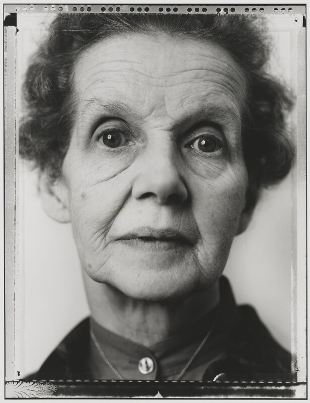Sue Ryder, by Nick Sinclair, 1991 - NPG P510(34) - © Nick Sinclair