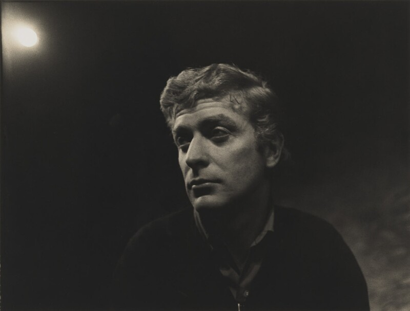 Michael Caine, by Lewis Morley, 1963 - NPG P512(5) - © Lewis Morley Archive / National Portrait Gallery, London