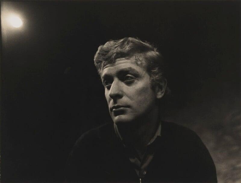 Michael Caine, by Lewis Morley, 1963 - NPG P512(5) - © Lewis Morley Archive