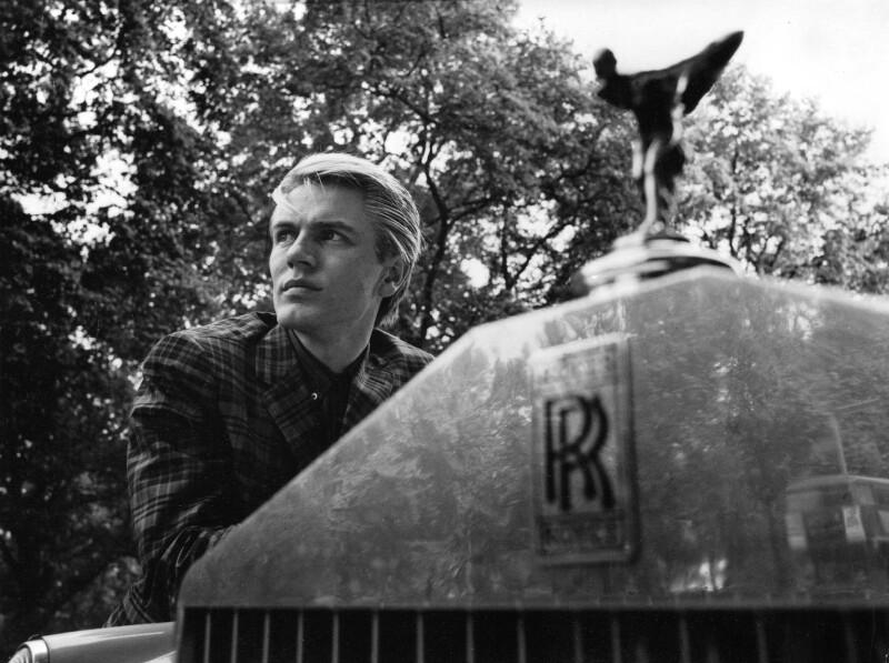 Adam Faith, by Lewis Morley, 1965 - NPG P512(9) - © Lewis Morley Archive