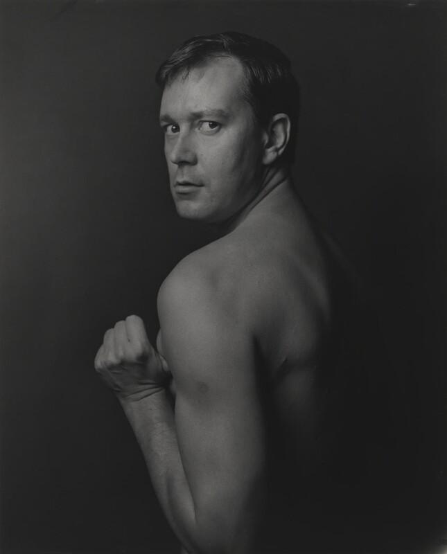 Joe Orton, by Lewis Morley, 1965 - NPG P512(16) - © Lewis Morley Archive / National Portrait Gallery, London