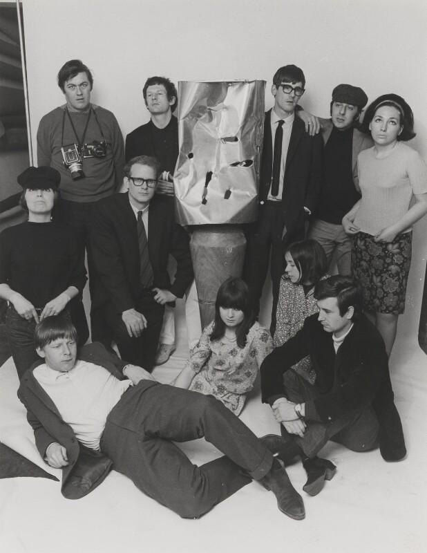 'Private Eye', by Lewis Morley, 1965 - NPG P512(23) - © Lewis Morley Archive