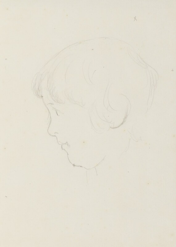 George Augustus Frederick Child-Villiers, 6th Earl of Jersey, by Sir Francis Leggatt Chantrey, circa 1820 - NPG 316a(152) - © National Portrait Gallery, London