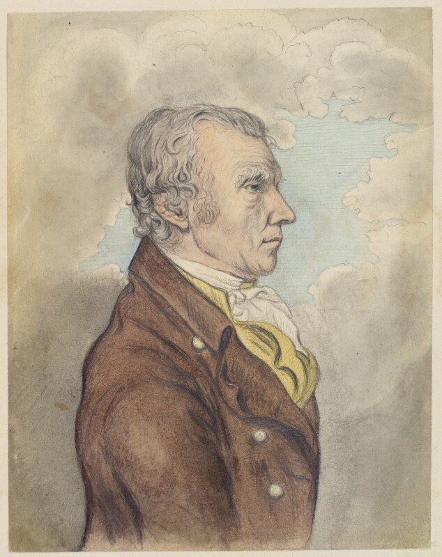 James Gillray, by Unknown artist, circa 1810 - NPG 3650 - © National Portrait Gallery, London