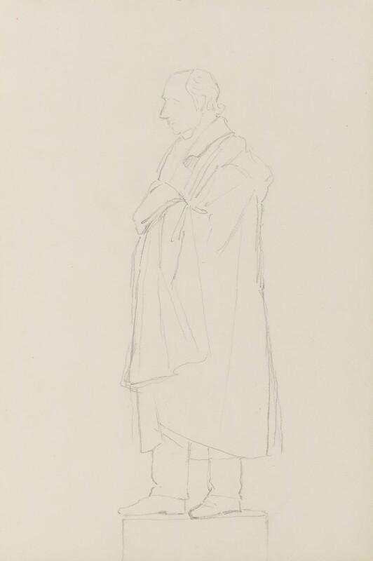 Spencer Perceval, by Sir Francis Leggatt Chantrey, circa 1817 -NPG 316a(198) - © National Portrait Gallery, London