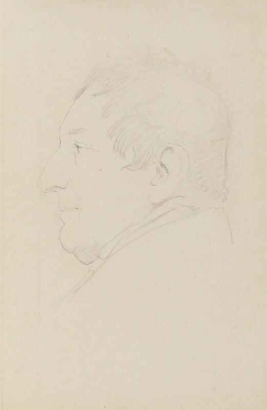 George Watson Taylor, by Sir Francis Leggatt Chantrey, 1819 - NPG 316a(155) - © National Portrait Gallery, London