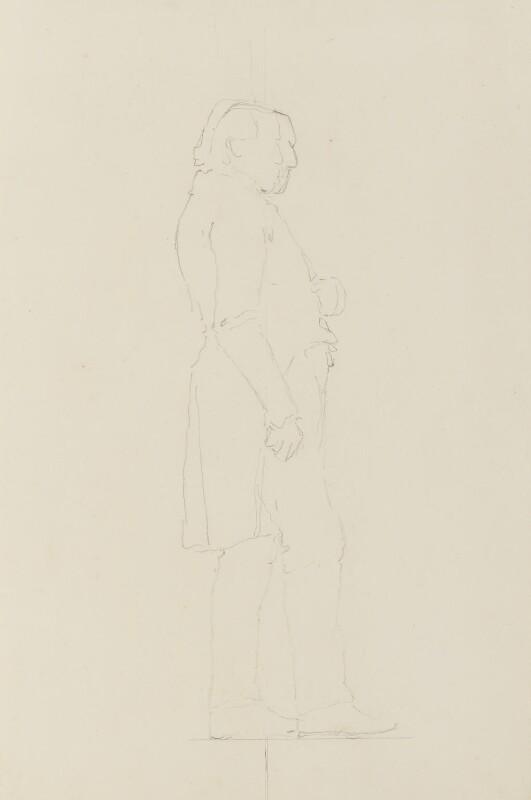 John Dalton, by Sir Francis Leggatt Chantrey, 1834 -NPG 316a(196) - © National Portrait Gallery, London