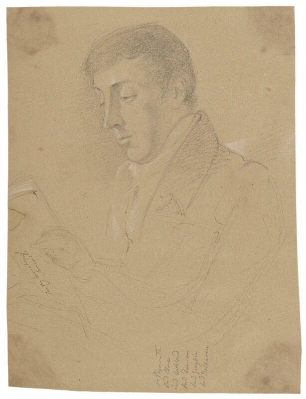 An official, by Sir George Hayter, circa 1820 - NPG 2662(9) - © National Portrait Gallery, London