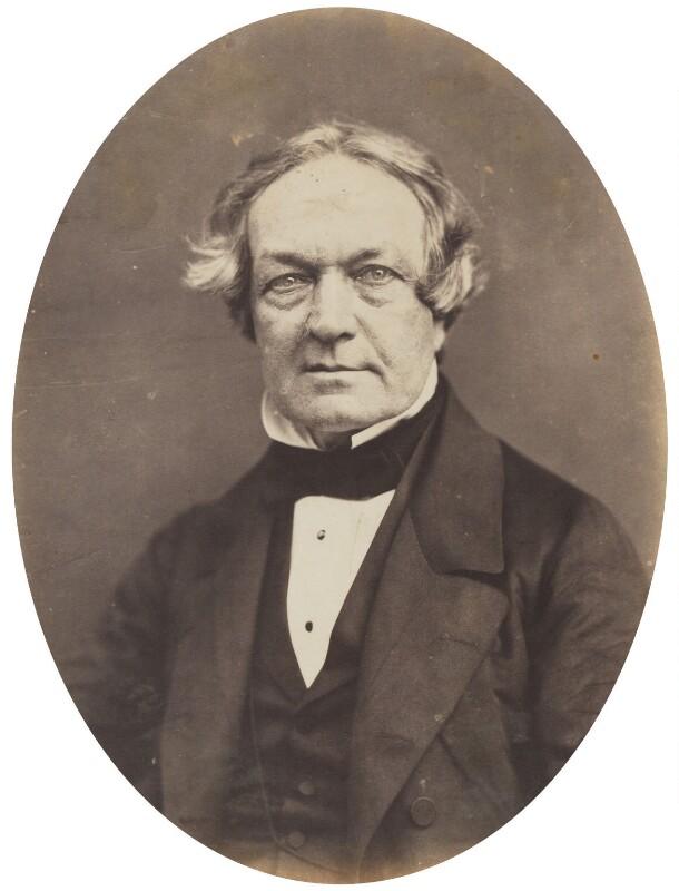 William Charles Macready, by Herbert Watkins, late 1850s - NPG P301(21) - © National Portrait Gallery, London
