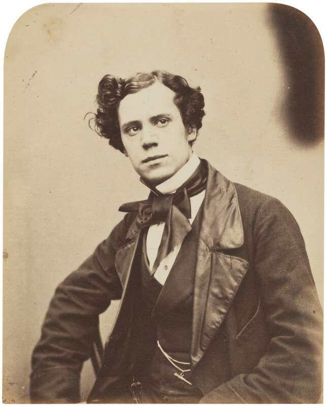 John Lawrence Toole, by Herbert Watkins, late 1850s -NPG P301(137) - © National Portrait Gallery, London