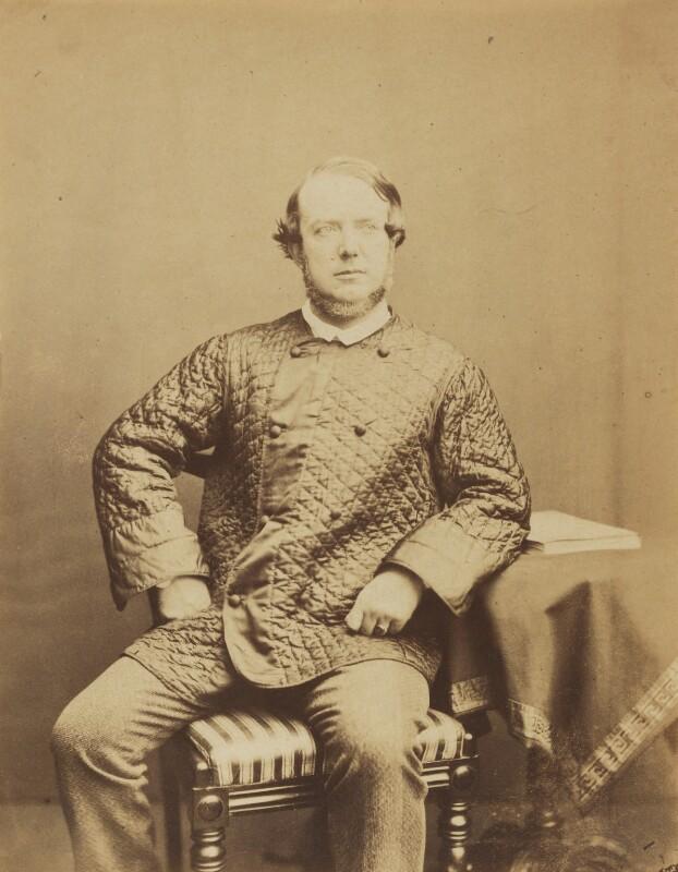 Michael William Balfe, by (George) Herbert Watkins, late 1850s - NPG P301(164) - © National Portrait Gallery, London