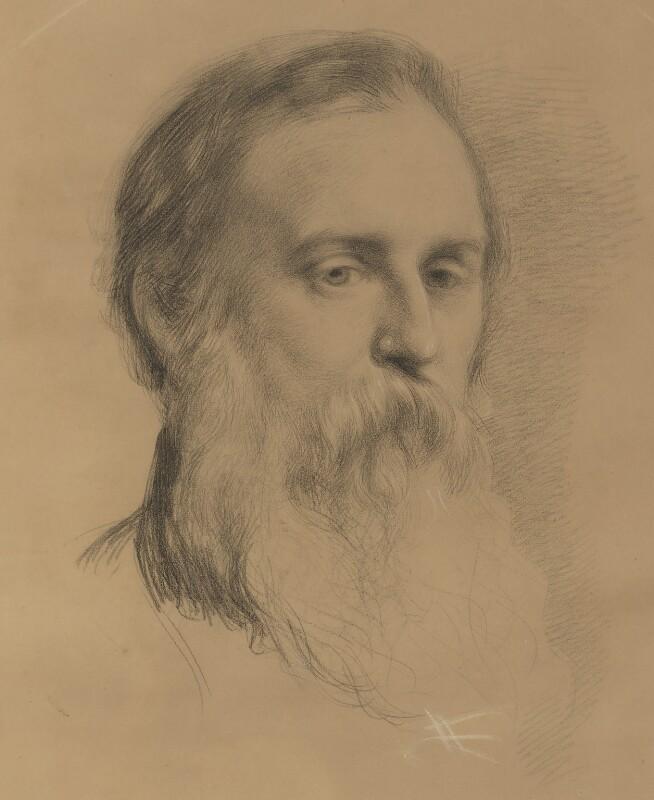 Unknown man, by Samuel Laurence,  - NPG 2434 - © National Portrait Gallery, London