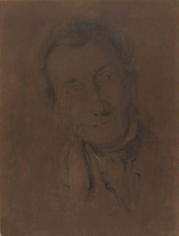 John Sell Cotman, by John Joseph Cotman, 1841 -NPG 3013 - © National Portrait Gallery, London