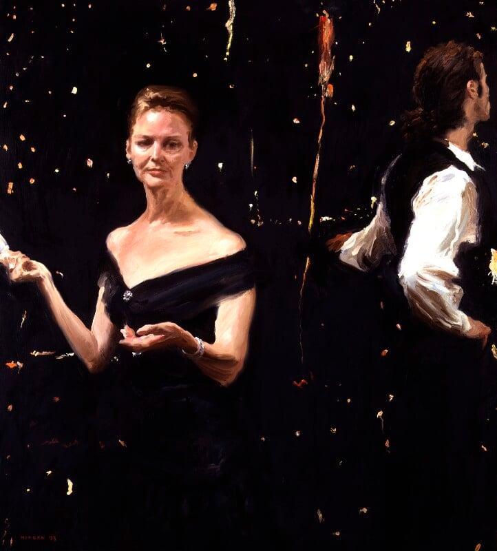 Antoinette Sibley, by Howard James Morgan, 1993 - NPG 6228 - © Howard Morgan