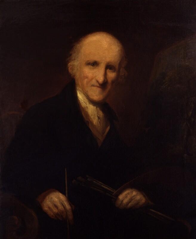 Francis Nicholson, by Francis Nicholson, circa 1837 - NPG 6229 - © National Portrait Gallery, London