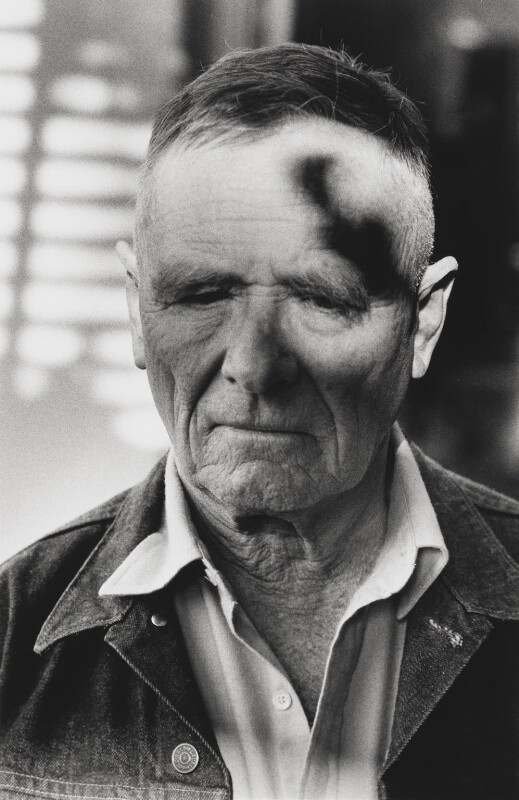 Christopher Isherwood, by Alice Springs (June Newton), 1980 - NPG P547 - © Alice Springs