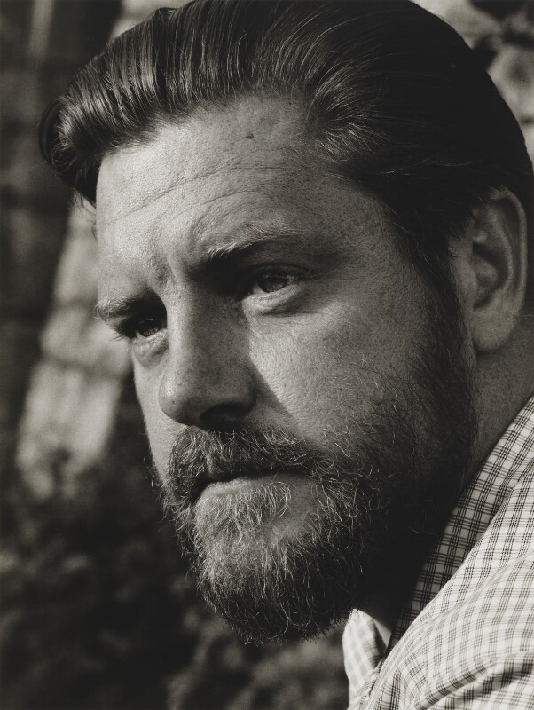 Gerald Durrell, by Wolfgang Suschitzky, 1960 - NPG P557 - © the estate of W.Suschitzky