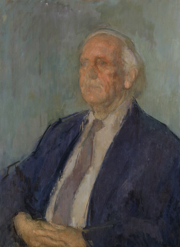 Sir James Whyte Black, by Martin Yeoman, 1994 - NPG 6317 - © Martin Yeoman