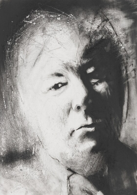 Seamus Heaney, by Ross Wilson, 1994 - NPG 6261 - © National Portrait Gallery, London