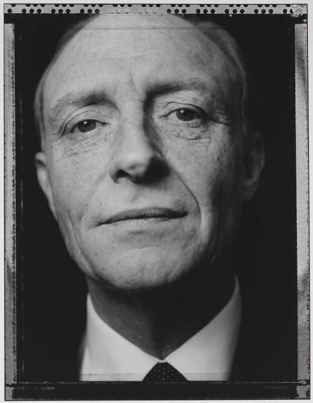 Neil Kinnock, by Nick Sinclair, 1992 - NPG P563(24) - © Nick Sinclair
