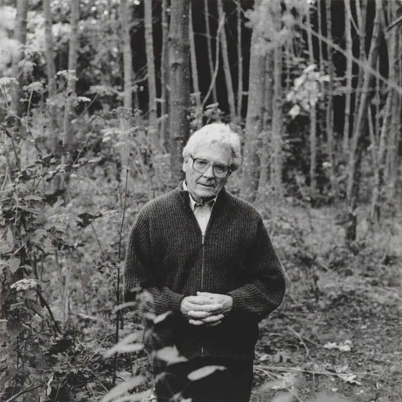 James Ephraim Lovelock, by Nick Sinclair, 1993 - NPG P564(15) - © Nick Sinclair