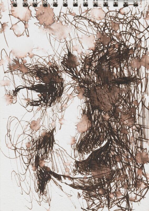 Seamus Heaney, by Ross Wilson, 1994 - NPG 6262(8) - © National Portrait Gallery, London