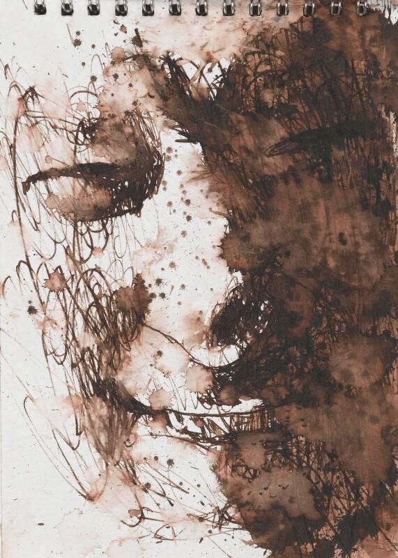 Seamus Heaney, by Ross Wilson, 1994 - NPG 6262(10) - © National Portrait Gallery, London