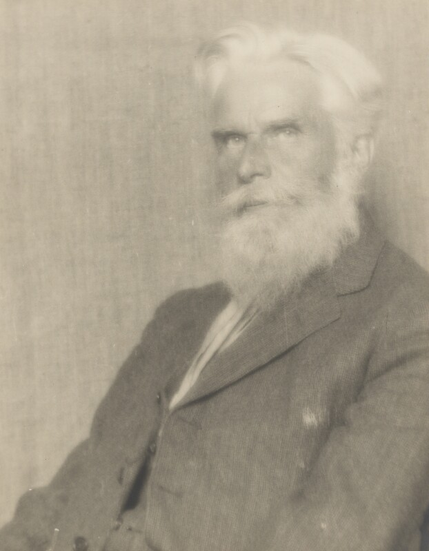 Henry Havelock Ellis, by Man Ray, 1923-1924 - NPG P606 - © Man Ray Trust/ADAGP, Paris and DACS, London 2018