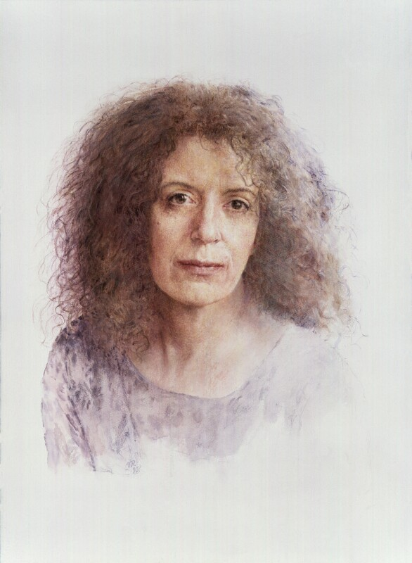 Dame Anita Roddick, by Sara Rossberg, 1995 - NPG 6335 - © National Portrait Gallery, London