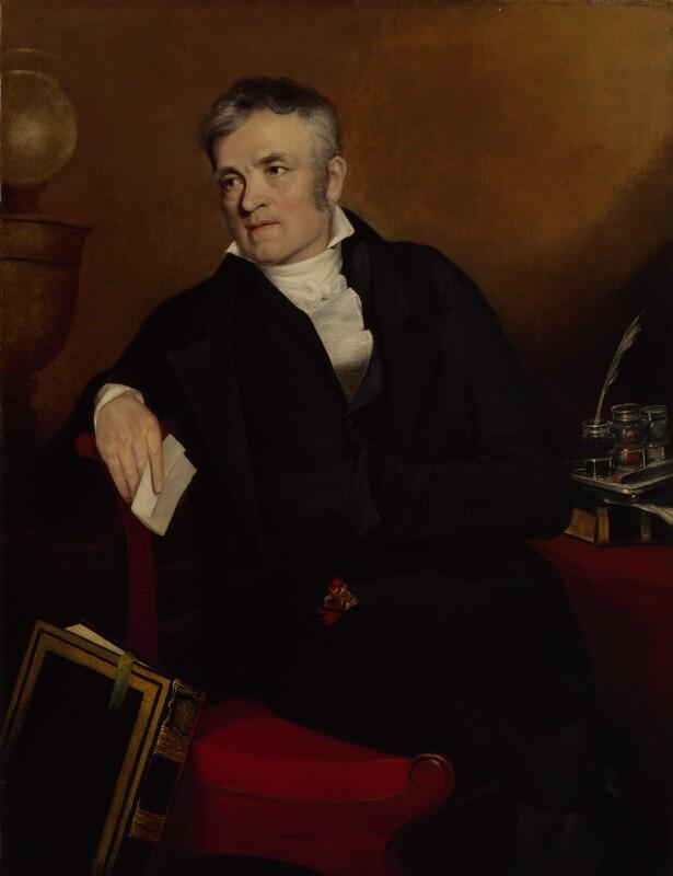 Rudolph Ackermann, attributed to François Nicholas Mouchet, 1810-1814 - NPG 6342 - © National Portrait Gallery, London