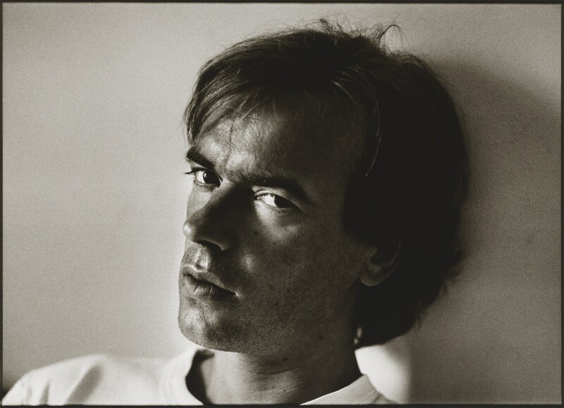 Martin Amis, by Sally Soames, 1989 - NPG P636 - © News International Newspapers Ltd