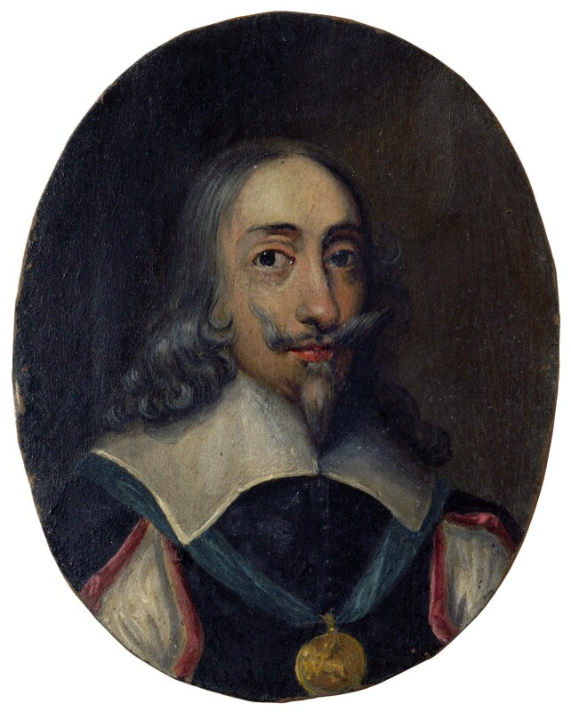 King Charles I, by Unknown artist, second half of 17th century - NPG 6357 - © National Portrait Gallery, London