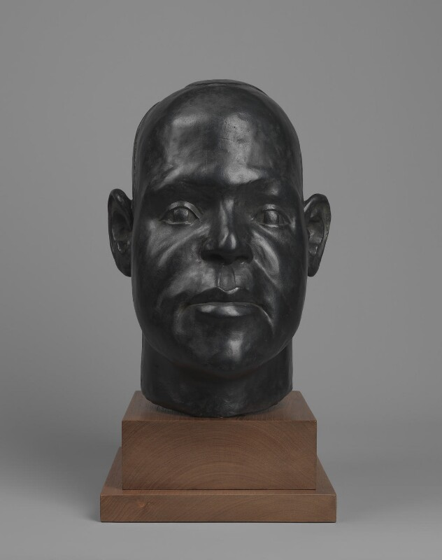 Harold Moody, by Ronald Moody, 1997, based on a work of 1946 - NPG 6380 - © National Portrait Gallery, London