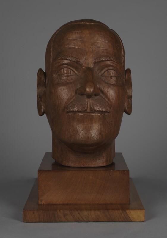 Richard St Barbe Baker, by Ronald Moody, 1955 - NPG 6381 - © National Portrait Gallery, London