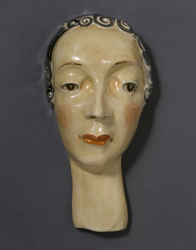 Susie Cooper, by Susan Vera ('Susie') Cooper, circa 1933 - NPG 6375 - Photograph © National Portrait Gallery, London