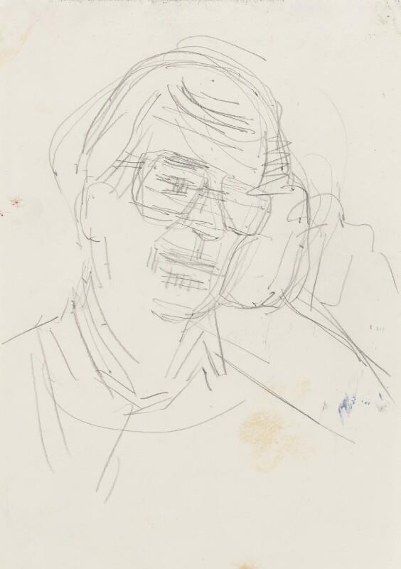 John Major, by John Wonnacott, 1997 - NPG 6410(1) - © National Portrait Gallery, London