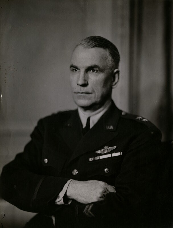 James E. Chaney, by Elliott & Fry, 1942 - NPG x86665 - © National Portrait Gallery, London