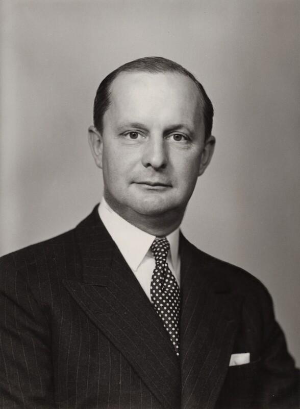 William Waldorf Astor, 3rd Viscount Astor, by Elliott & Fry, 1949 - NPG x86682 - © National Portrait Gallery, London
